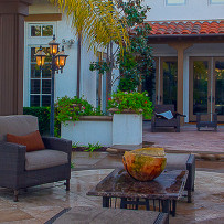 Outdoor Orange County Landscaping